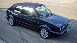 1993 Volkswagen Golf Cab Classic Line Engine DX 112 CV GTI New For Sale