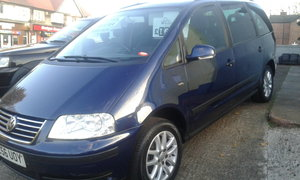 2006 VW SHARAN 7 SEATER  TDI   GREAT CONDITION SOLD