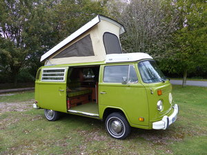 1977 TYPE 2 BAY WINDOW WESTFALIA BERLIN CAMPER 2.0 For Sale