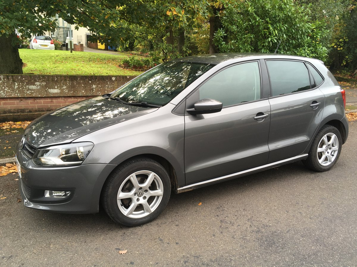 2011 Volkswagen Polo Moda 70 SOLD (picture 1 of 6)