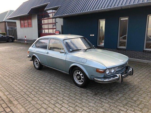 1973 Volkswagen 412 1.7 Luchtgekoeld Opknapper SOLD (picture 2 of 6)