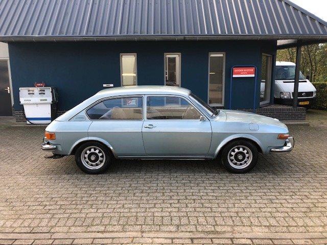 1973 Volkswagen 412 1.7 Luchtgekoeld Opknapper SOLD (picture 3 of 6)