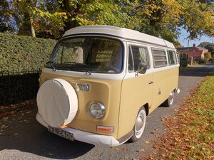 1969 Vw westfalia type 2 bay window camper van
