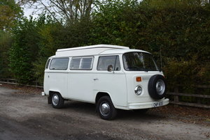 1977 Volkswagen T2 Bay Holdsworth For Sale by Auction