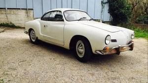 1956 karmann ghia low light Very rare