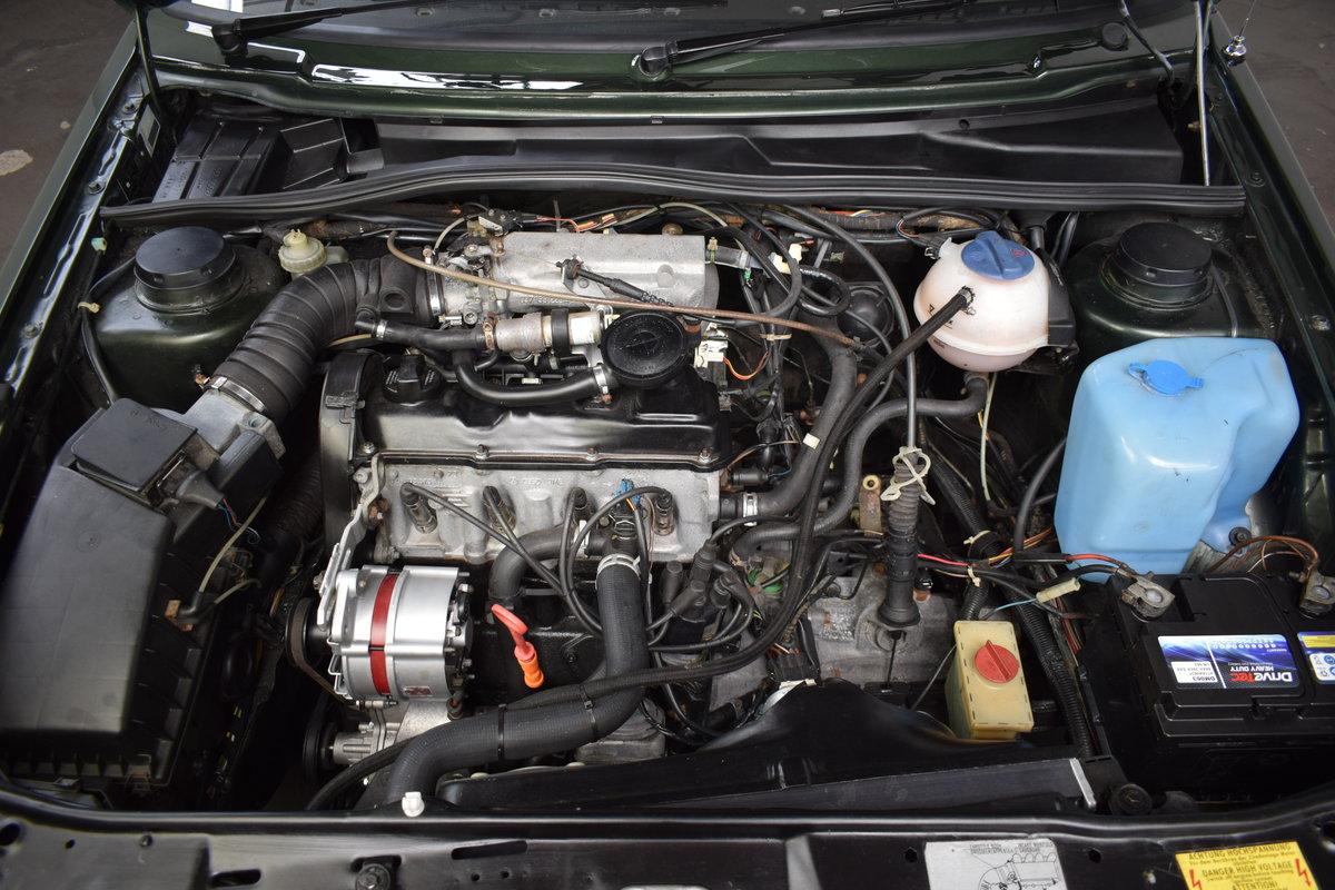 VW VOLKSWAGEN GOLF GTI MK2 OAK GREEN 3DR 1.8 8V 1991 SOLD (picture 7 of 14)