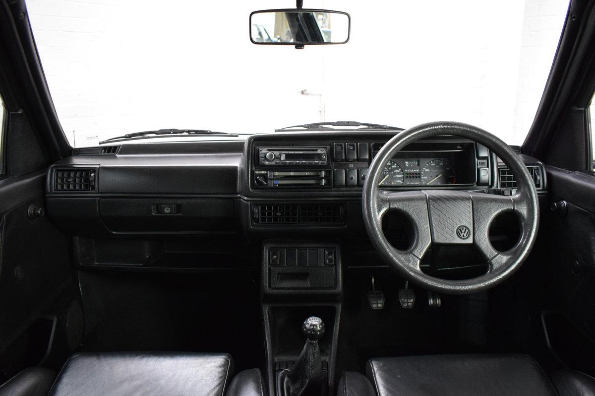VW VOLKSWAGEN GOLF GTI MK2 OAK GREEN 3DR 1.8 8V 1991 SOLD (picture 10 of 14)