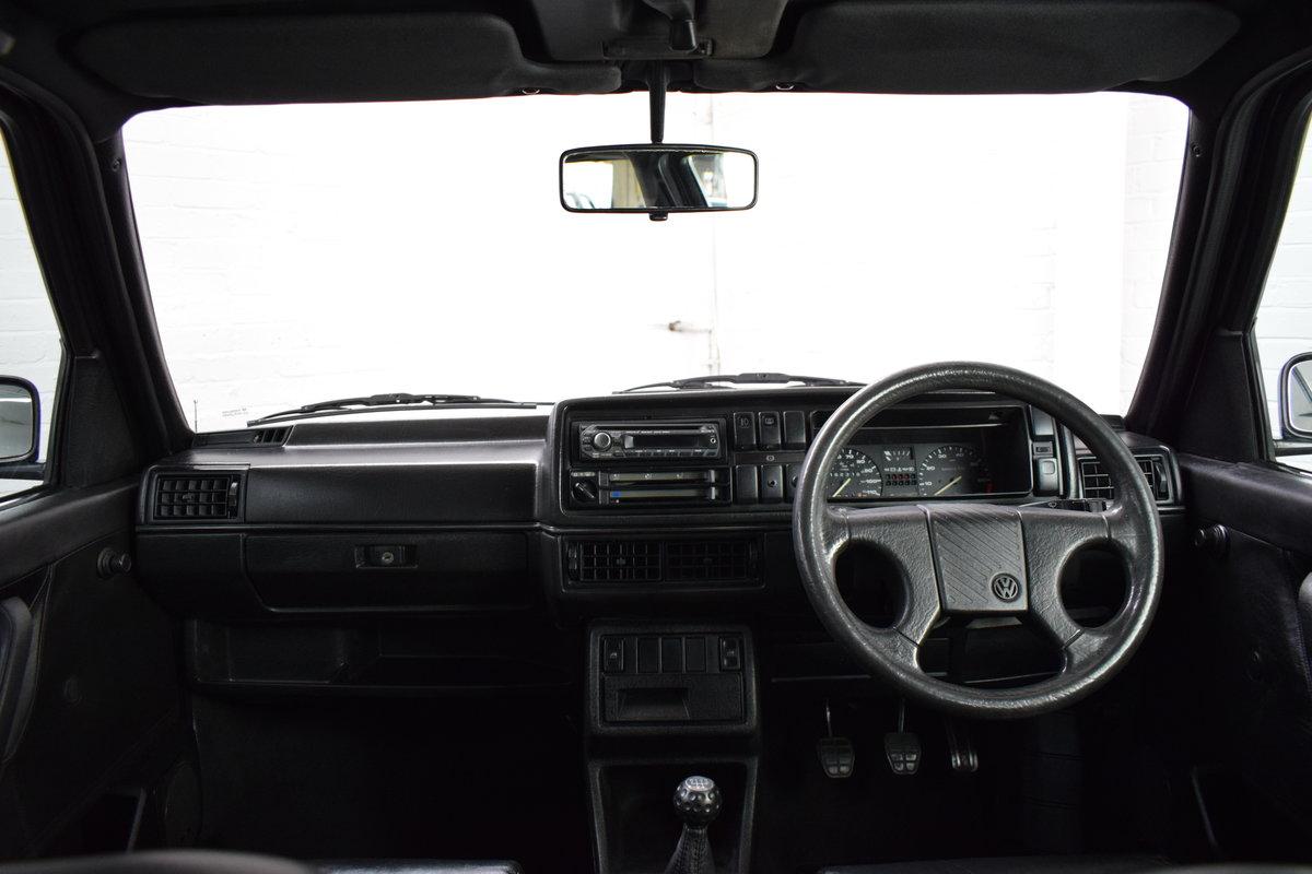 VW VOLKSWAGEN GOLF GTI MK2 OAK GREEN 3DR 1.8 8V 1991 SOLD (picture 14 of 14)