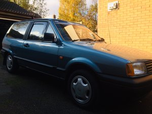 1991 Volkswagen Polo 1.0CL SOLD