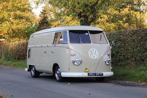 1965 VW Splitscreen Van - Richard Morana 2165cc engine, high spec SOLD