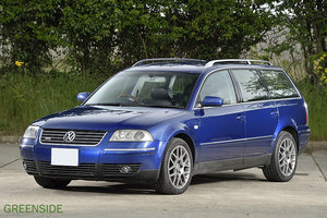 Picture of 2002 W8 280bhp Volkswagen Passat Estate Petrol Auto 4WD SOLD