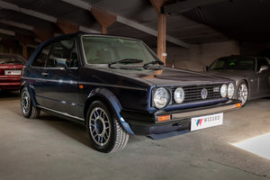 1988 Golf GTi Cabriolet  For Sale