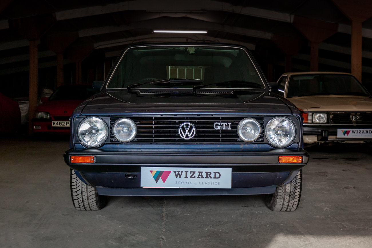 1988 Golf GTi Cabriolet  SOLD (picture 3 of 17)