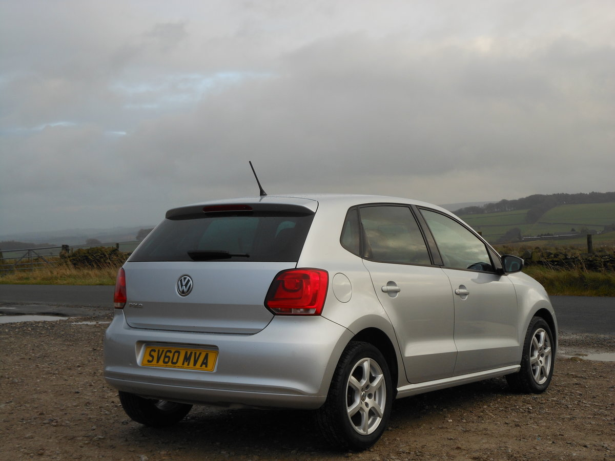 2010 Volkswagon Polo 1.2 Moda 5Dr 1 Former + 67,000 Mls SOLD (picture 2 of 6)
