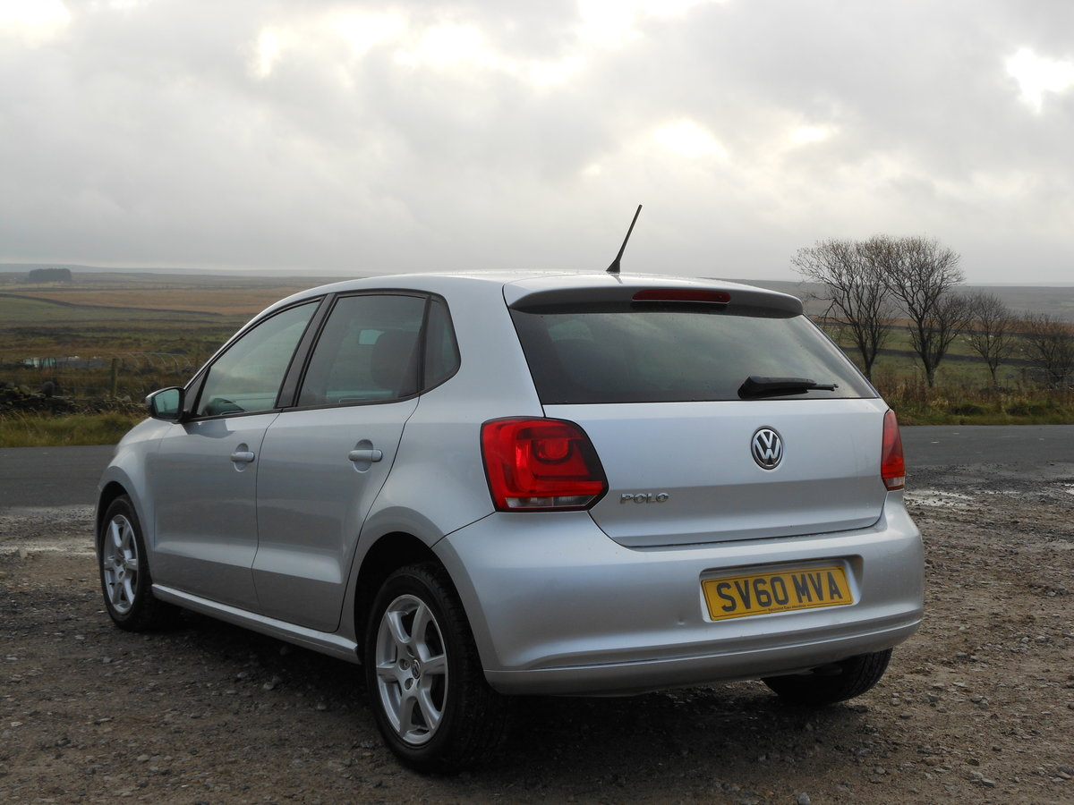 2010 Volkswagon Polo 1.2 Moda 5Dr 1 Former + 67,000 Mls SOLD (picture 3 of 6)
