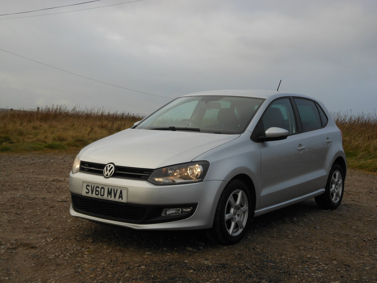 2010 Volkswagon Polo 1.2 Moda 5Dr 1 Former + 67,000 Mls SOLD (picture 4 of 6)