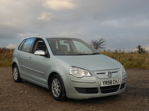 2008 Volkswagen Polo 1.4 TDI Bluemotion 1 5DR + 0 Tax SOLD