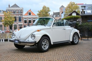 VW Beetle Cabriolet 1978 Injection Restored For Sale