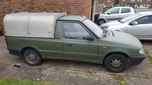 1997 Vw caddy pick up