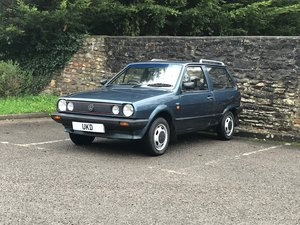 Picture of VW VOLKSWAGEN MK2 POLO RANGER 1.3 1986 BISCAY METALLIC BLUE SOLD