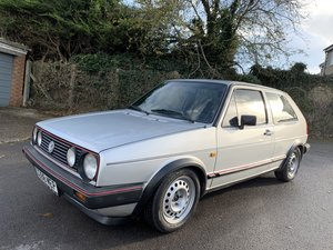 1986 VW GOLF MK2 GTI type 19 8v For Sale
