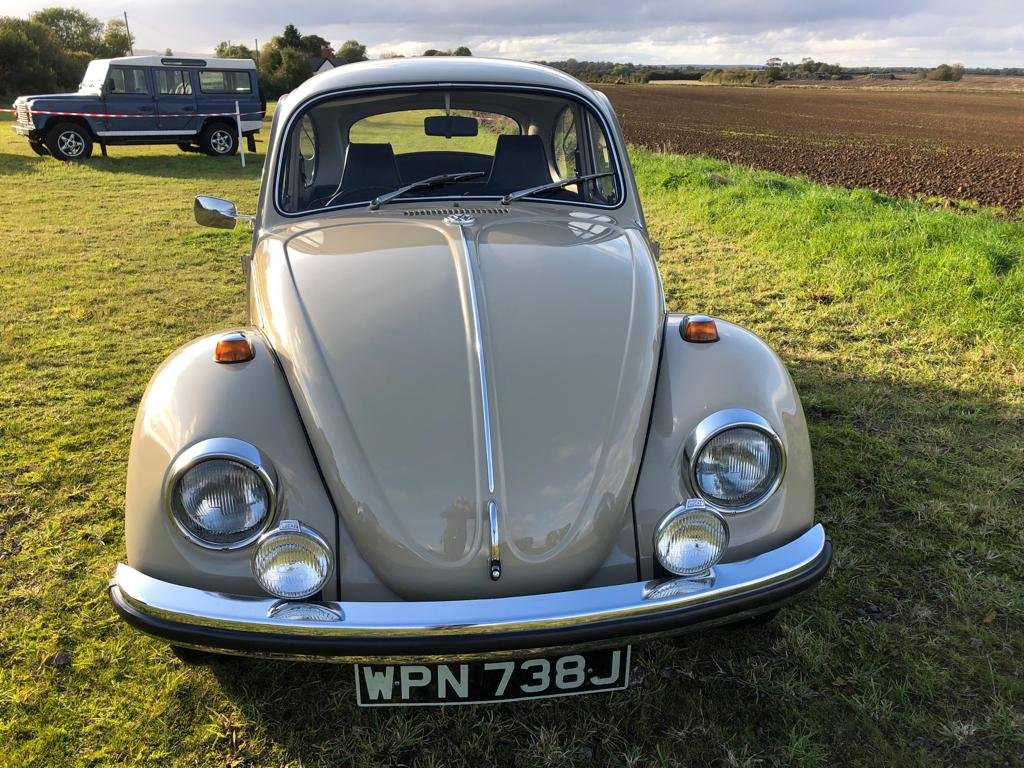 1970 VW Beetle For Sale (picture 1 of 5)