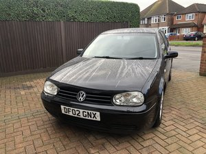2002 Golf 1.8 gti turbo 85,000 low mileage For Sale