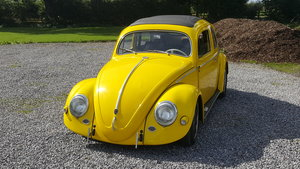 1956 Oval Beetle Cal Looker For Sale