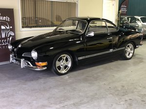 VW Karmann Ghia Coupe-1971-original German-Nice condition  For Sale
