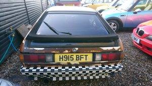 1990 VW SCIROCCO RAT ROD