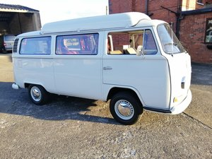 1972 VW Type 2 Dormobile Fully Restored