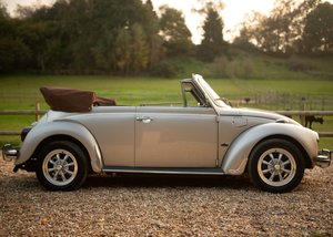 1976 Volkswagen Beetle Convertible by Karmann (1650cc) SOLD by Auction