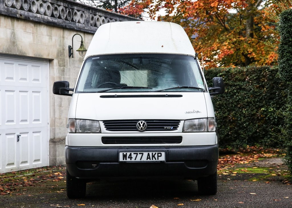 2000 Volkswagen Bilbo Camper SOLD by Auction (picture 1 of 6)