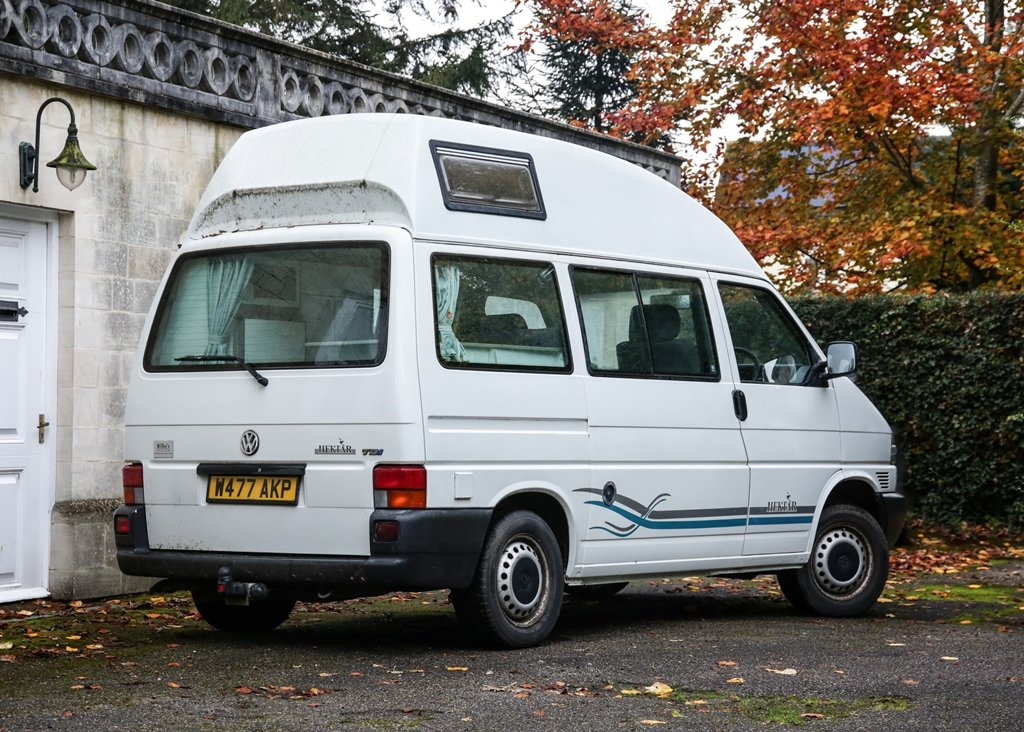 2000 Volkswagen Bilbo Camper SOLD by Auction (picture 2 of 6)