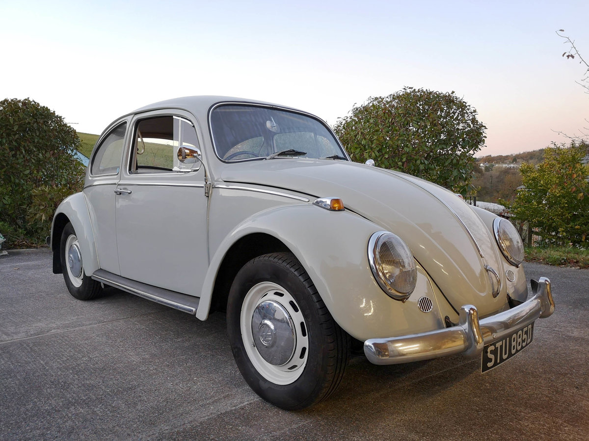 1966 VW Beetle 1300 For Sale (picture 1 of 6)
