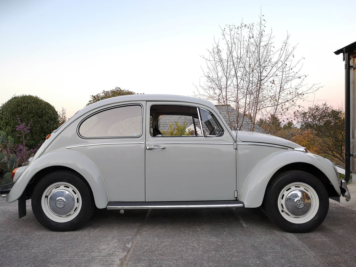1966 VW Beetle 1300 For Sale (picture 3 of 6)