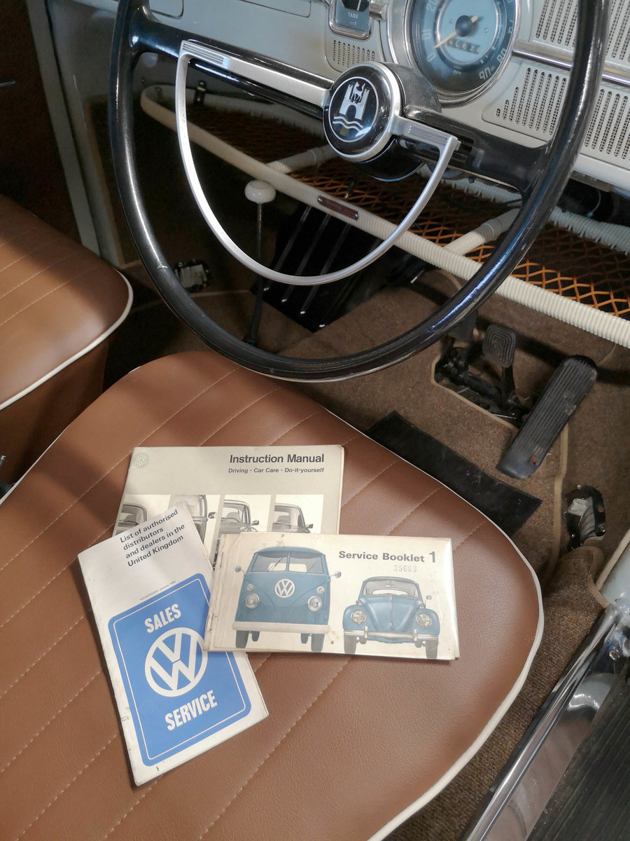 1966 VW Beetle 1300 For Sale (picture 4 of 6)