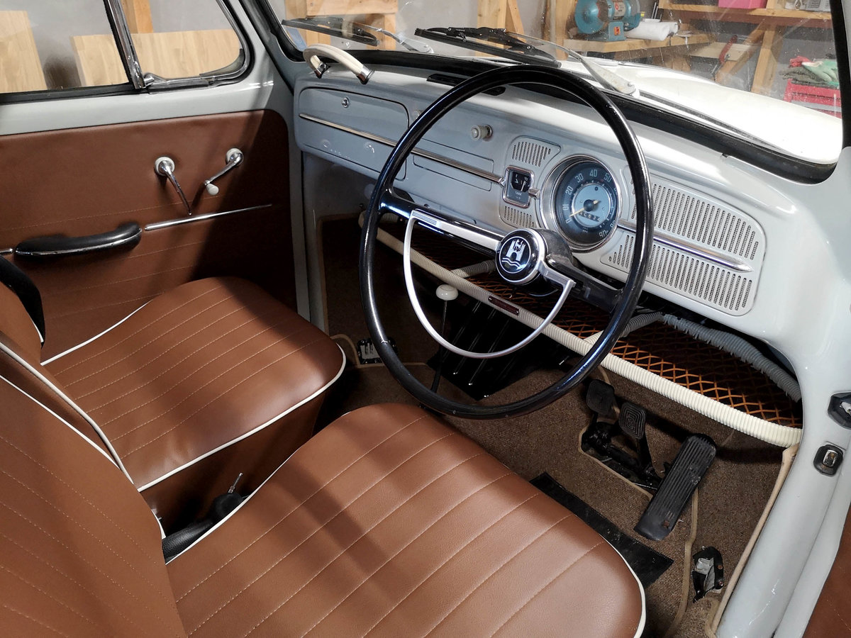 1966 VW Beetle 1300 For Sale (picture 6 of 6)