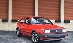 1987 Volkswagen VW GT Mk2 Sunroof 5 Speed LHD $7.9k For Sale