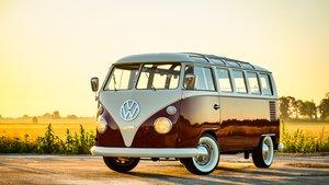 1966 Volkswagen Bus 21 Window Van Restored + Mods $69.9k For Sale