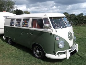 1966 VW Split Screen Campervan (German Built) For Sale