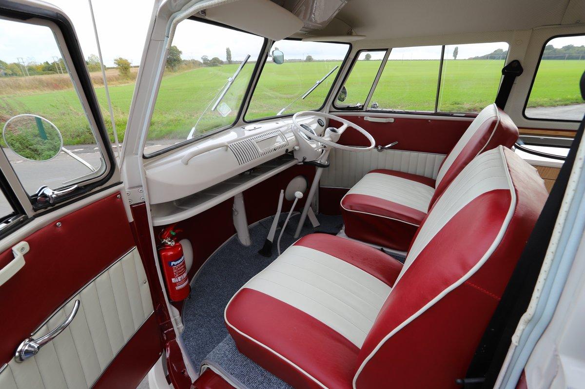 1967 VW Split Screen Camper Van – Factory German Built & RHD For Sale (picture 6 of 6)