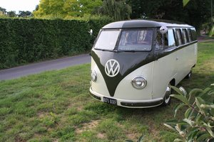 1951 Volkswagen Split Screen 'Barn Door' 23 A Kombi Camper