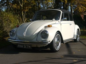 Picture of 1974 VW Beetle 1303S - Karmann Cabriolet Replica SOLD