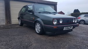 1988 Volkswagen VW Mk2 Golf GTI 8V Oak Green One in Ten For Sale