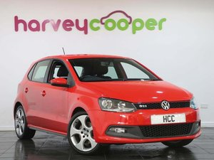 Volkswagen Polo 1.4 TSI 180 GTI 5dr DSG 2011 For Sale