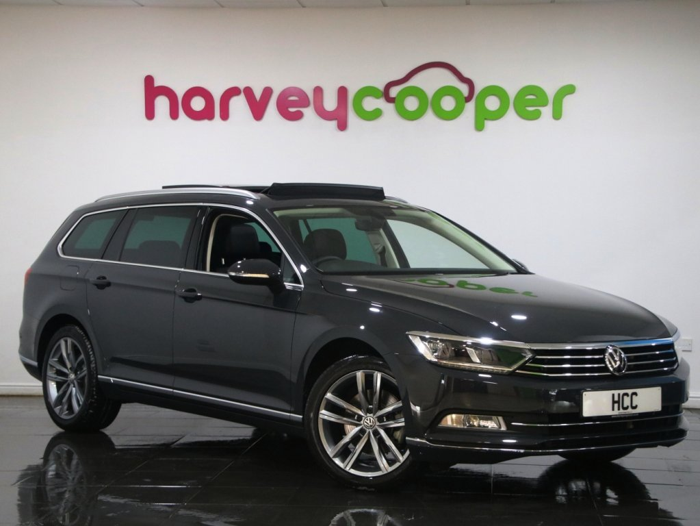 Volkswagen Passat 2.0 TDI GT 5dr [Panoramic Roof] 2019(19) For Sale (picture 1 of 6)