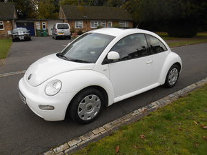 2002 VW BEETLE For Sale