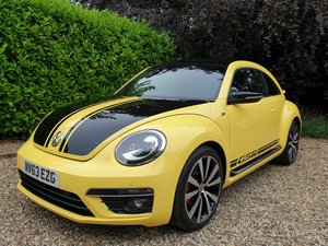 2013 VW Beetle GSR Limited Edition For Sale