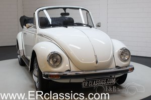 Volkswagen Beetle 1303 Cabriolet 1978 nice condition For Sale